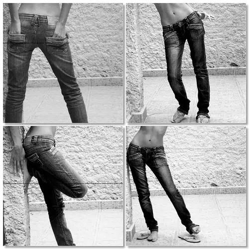 Un tipo de jean para cada tipo de cuerpo