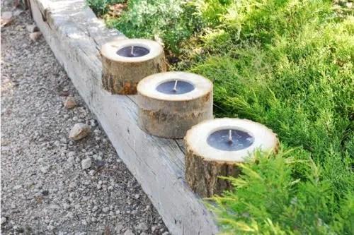 Una iluminación para nuestro jardín que nos sorprenderá