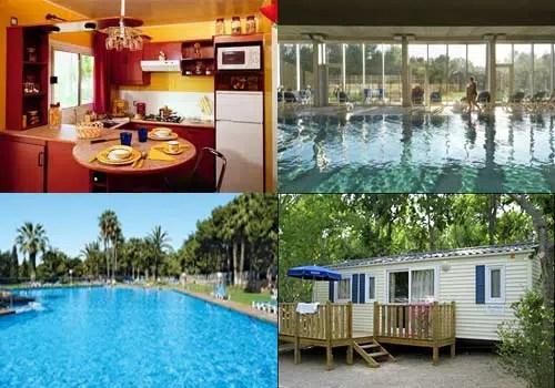 Unas instalaciones de lujo: el camping Vilanova Park