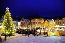 Viajar a Suiza en Navidad