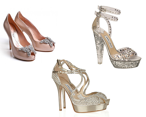 Zapatos codiciados