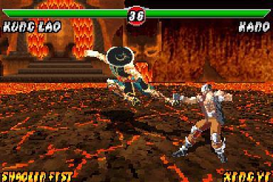 Download Mortal Kombat Deadly Alliance Rom