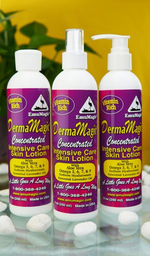 DermaMagic® Hand & Facial Lotion 8oz