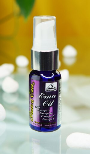 Pearls Of Emu® Oil 1oz