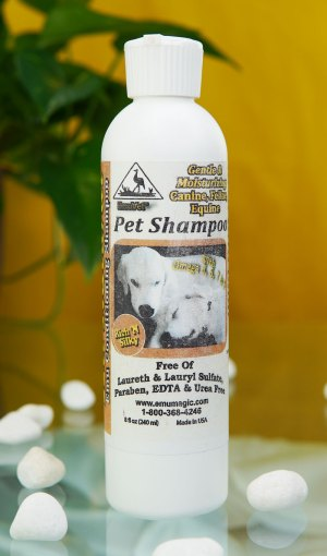 EmuVet™ Emu Oil Pet Shampoo