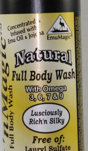 SilknMagic™ BodyWash 6oz
