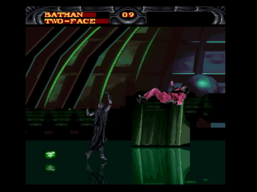 hight resolution of batman forever europe rom