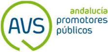 Logotipo de AVS Andalucía.