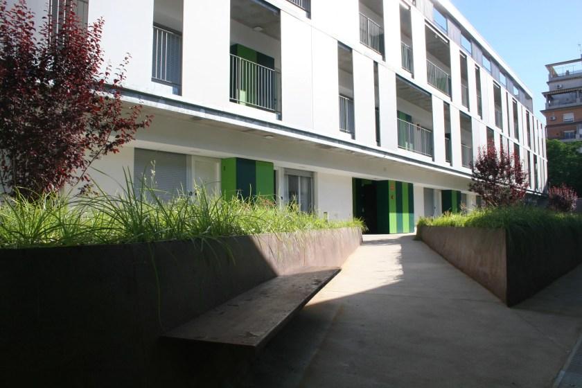 Residencia Universitaria RUE32.