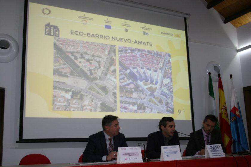 Felipe Castro se refiere a la demolición de Regiones Devastadas y su sustitución por el eco-barrio Nuevo Amate.