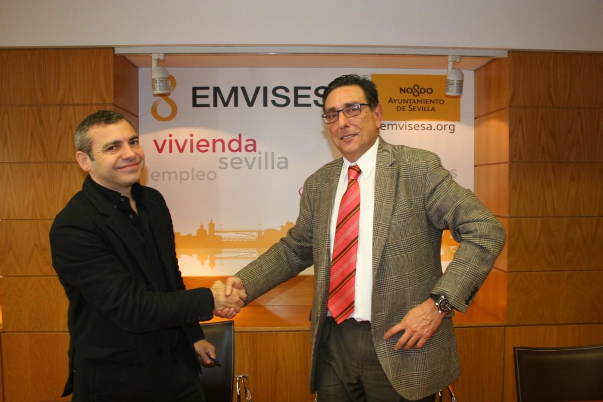 Caixabank pone a disposición de Emvisesa las 12 primeras viviendas para uso social