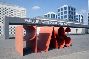El Parque Empresarial Arte Sacro se encuentra en la avenida de la Ingeniería.