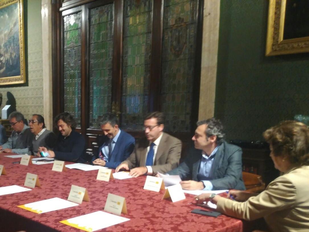 """Presentación del """"Avance del documento de información y diagnóstico del Plan Municipal de Vivienda"""" ante el Consejo de Administración de Emvisesa"""