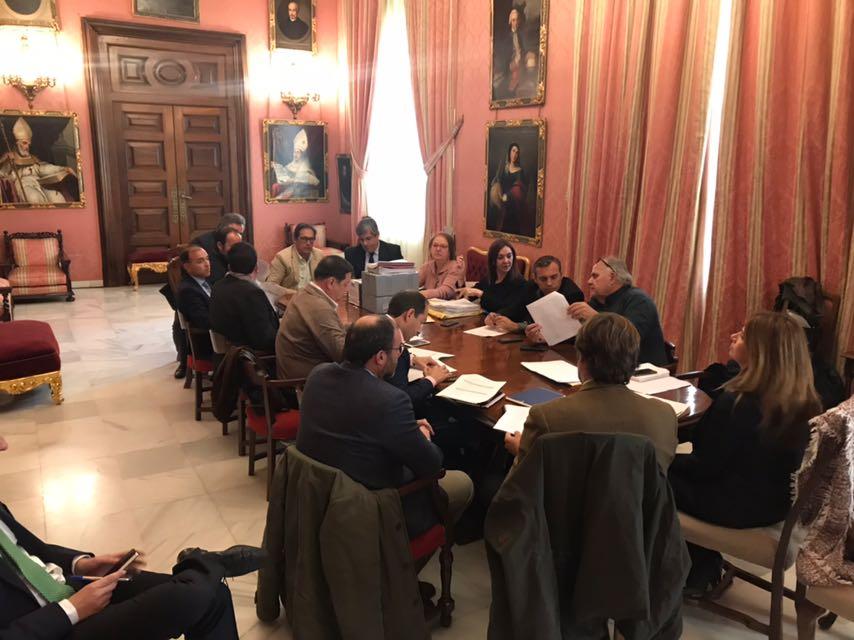 Acto público de apertura de la oferta económica y documentación técnica (sobre nº2) del proceso de permuta de Ramón Carande.