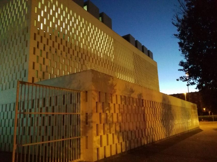El edificio sede de Emvisesa está dotado de numerosas características en pro de la eficiencia energética.