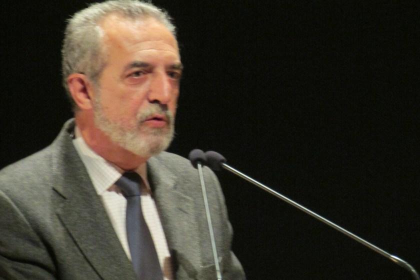 Juan Manuel Flores, delegado de Bienestar Social y Empleo del Ayuntamiento de Sevilla.
