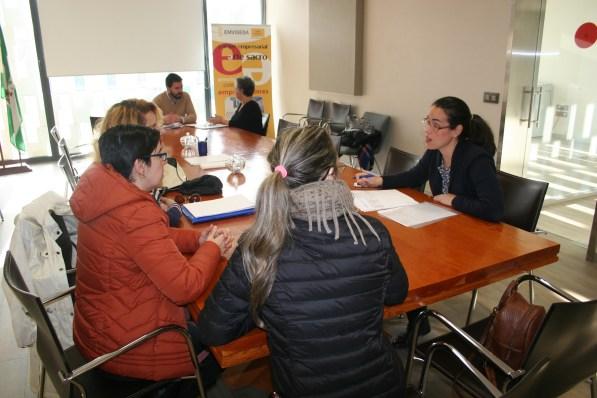 Jornada orientativa sobre el Segundo Plan de Empleo y Activación de Locales de Emvisesa.
