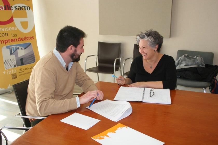 Jornada orientativa sobre el Segundo Plan de Empleo y Activación de Locales Comerciales de Emvisesa.