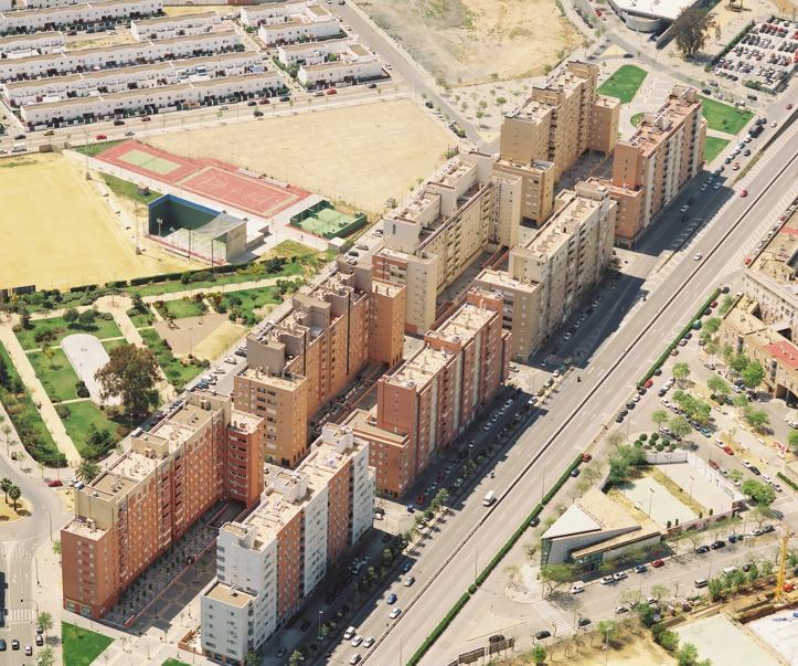 Emvisesa ha promovido más de 1.000 viviendas protegidas en Los Carteros.