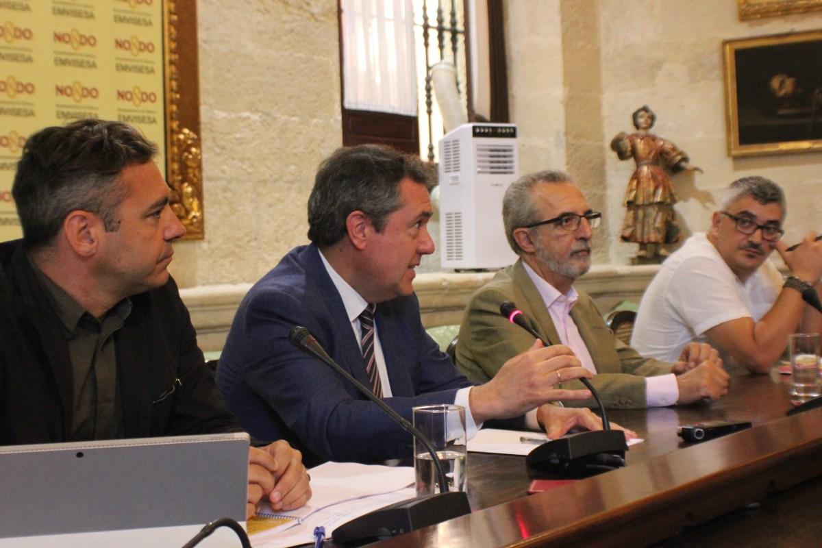 Aprobación inicial, por parte del Ayuntamiento, del Plan Municipal de Vivienda, Suelo y Rehabilitación de Sevilla