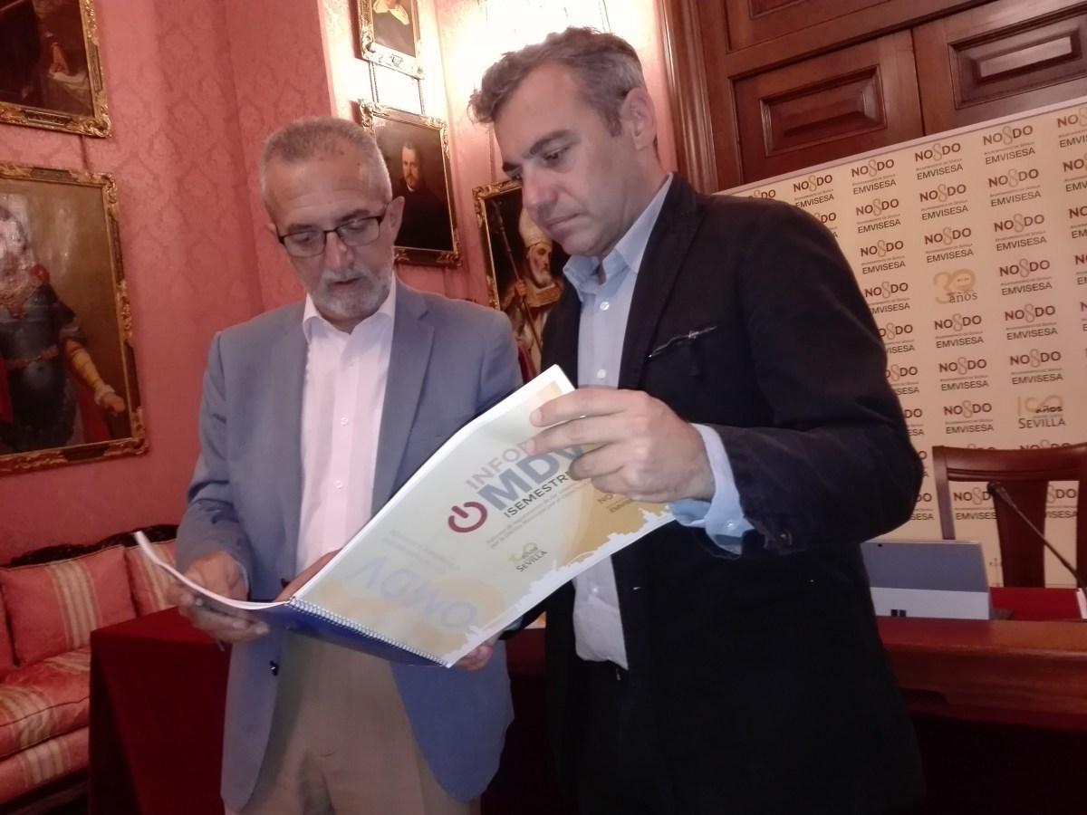 El Ayuntamiento de Sevilla atiende más de 9.000 casos a través de la Oficina Municipal por el Derecho a la Vivienda y ofrece soluciones habitacionales en viviendas públicas a 166 familias en situación de emergencia