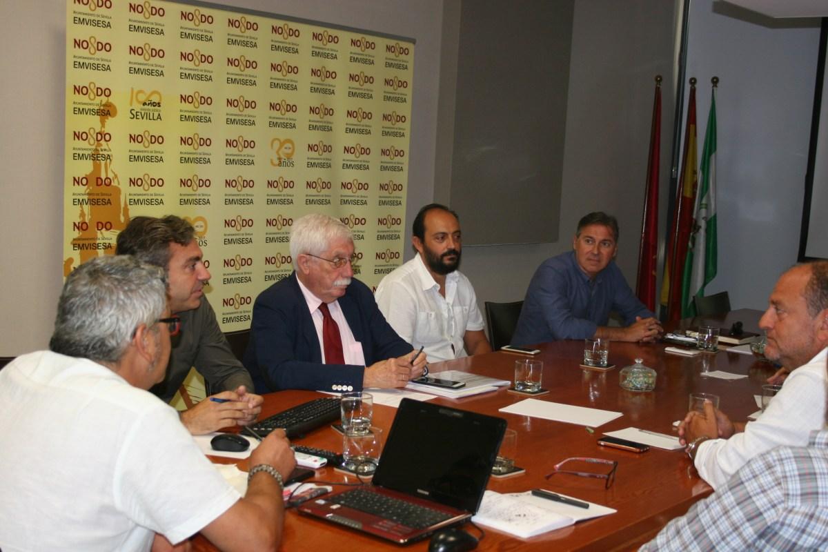 Presentación del PMVS a la Mesa Sectorial de Vivienda de la Comisión de Seguimiento del PGOU