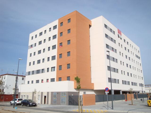Convocatoria para adjudicar 46 viviendas nuevas en régimen de alquiler con opción a compra situadas junto a la avenida de Andalucía