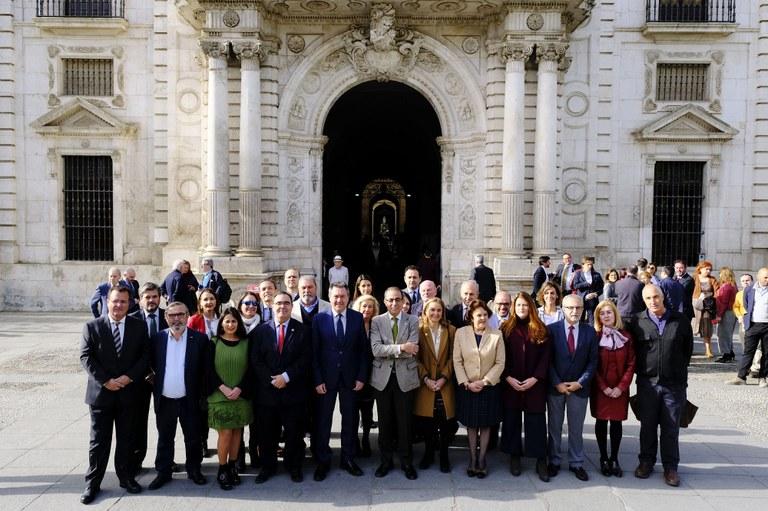 El Plan Estratégico Sevilla 2030 concluye su elaboración con 6 objetivos de ciudad y 36 estrategias de impulso social, económico y laboral entre las que destacan numerosas aportaciones de Emvisesa