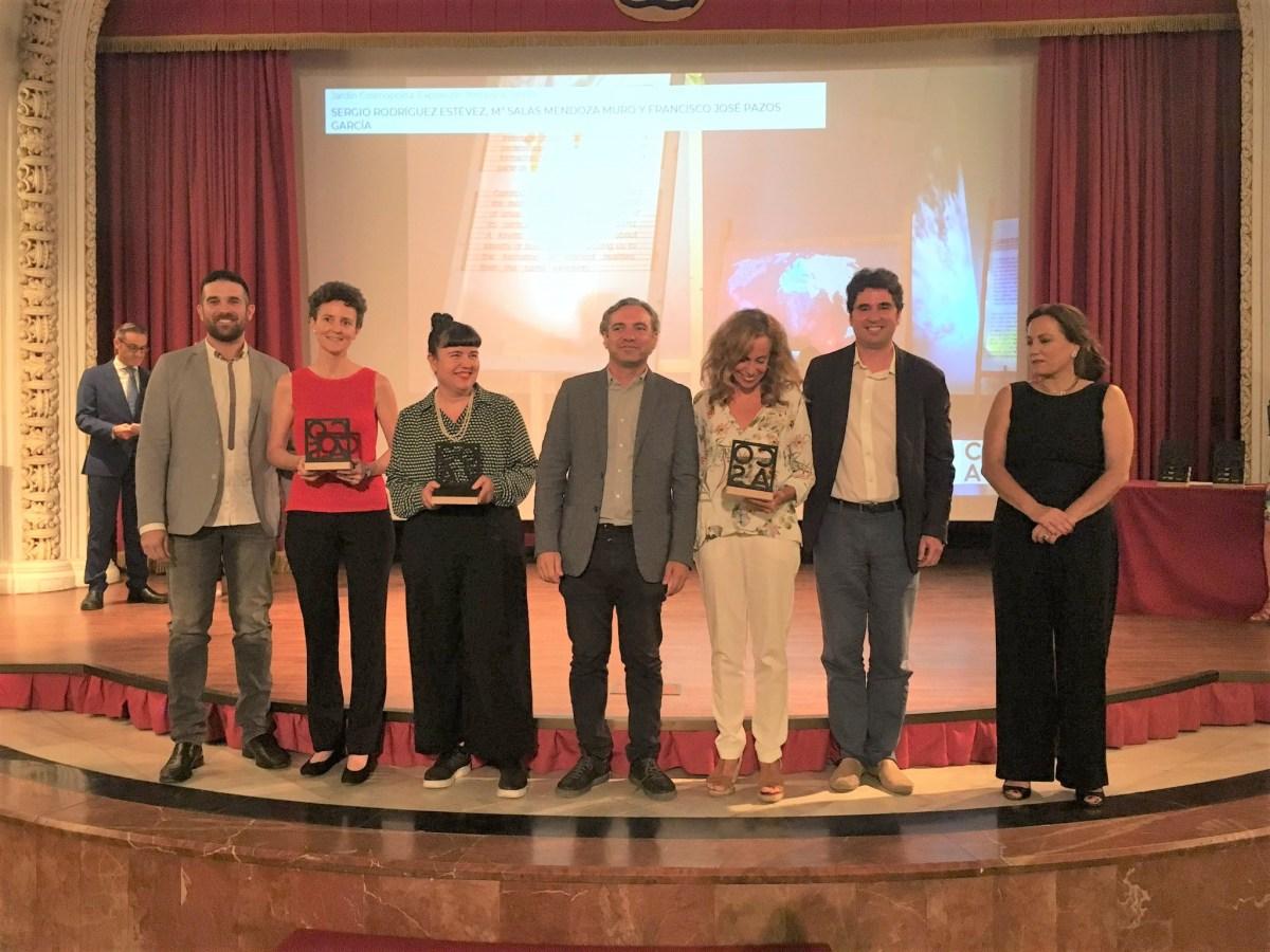 El Colegio Oficial de Arquitectos de Sevilla entrega sus premios más sociales con la colaboración de Emvisesa