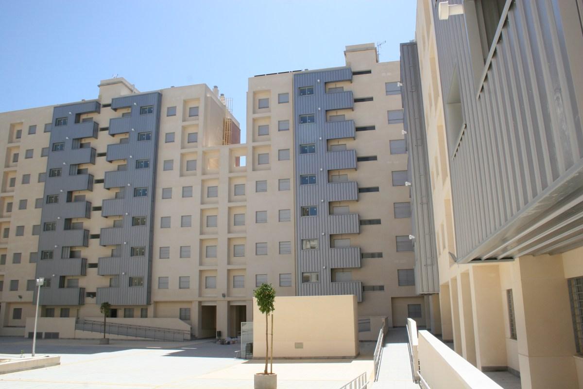 Emvisesa adjudica por sorteo 14 viviendas protegidas en régimen de alquiler con opción a compra en Polígono Aeropuerto, en Sevilla Este