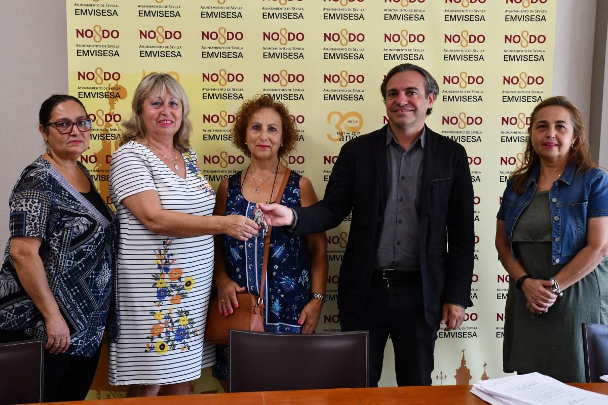 El Ayuntamiento de Sevilla recupera 260 viviendas vacías para el parque público gracias a los diferentes programas de captación de Emvisesa