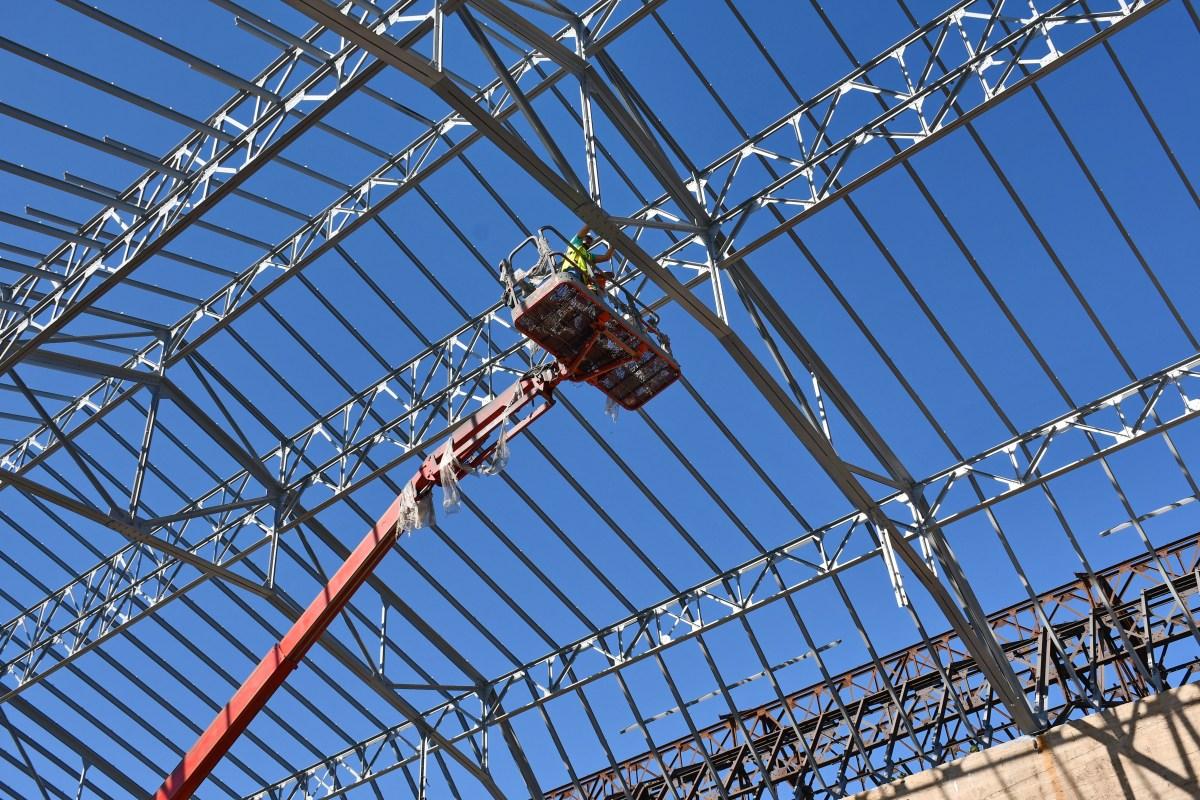 El Ayuntamiento licita de nuevo  las obras de rehabilitación de las Naves de Renfe por 2,42 millones  de euros y con una serie de criterios de valoración que priman el proyecto, los plazos y las garantías sobre la oferta económica