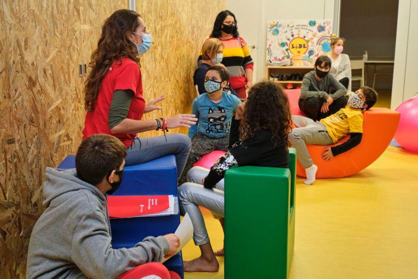 Save The Children / Emvisesa