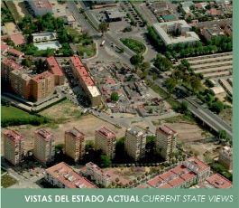 Situación y estado de Guadaira Sur.