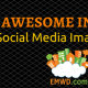 An Awesome Infographic on Social Media Image Dimensions