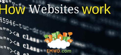 How Websites Work