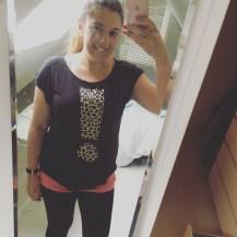 Zwangerschap yoga outfit