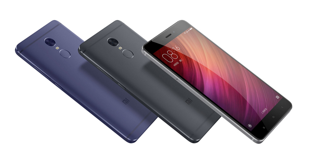 Xiaomi Redmi Note 4X MIUI 9 Rom download