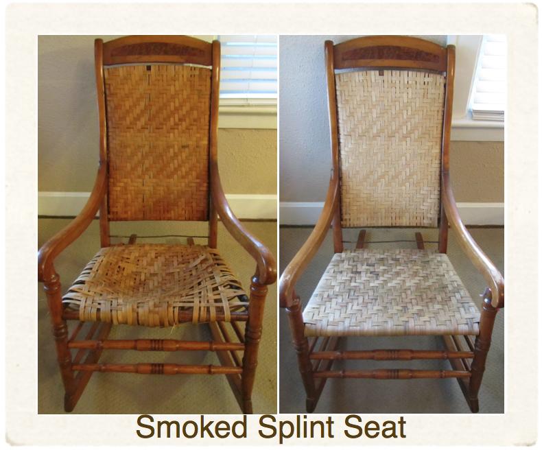 Splint  Emzas Chair Caning  Weaving