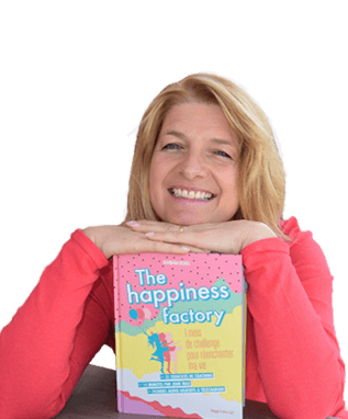 The happiness Factory le livre Barbara Reibel