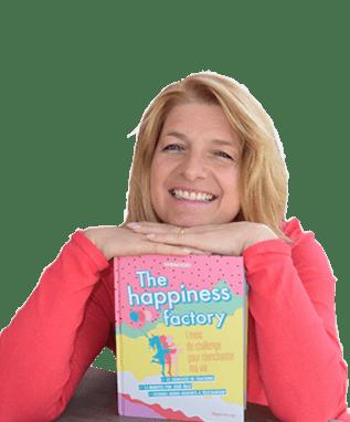 The happiness factory – 1 mois de challenge pour réenchanter ma vie par Barbara Reibel