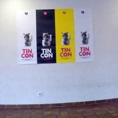 TINCON Plakate