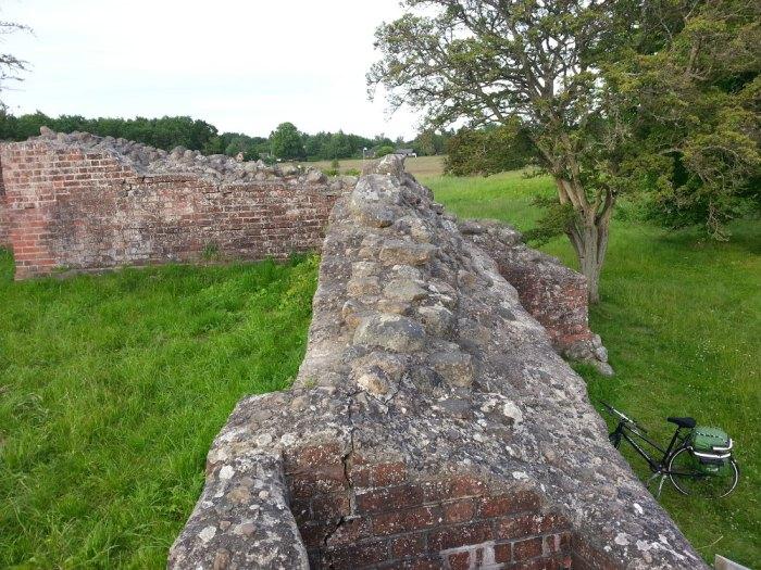 Les ruines de Gurre, le fantôme de Valdemar IV