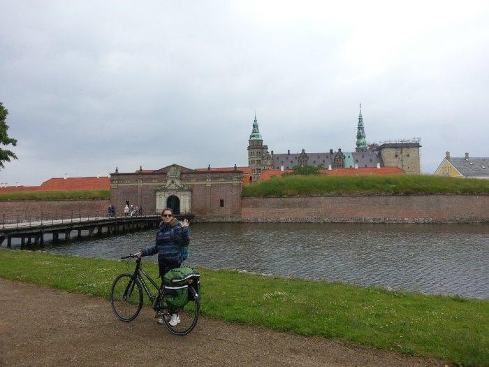 Kronborg, château ayant inspiré Shakespeare pour le décor de Hamlet