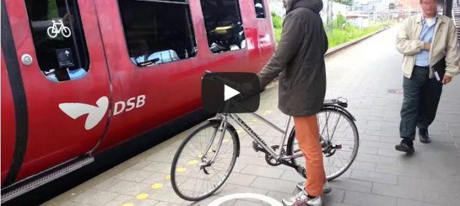 [Vidéo] L'esprit vélo à Copenhague, en images !