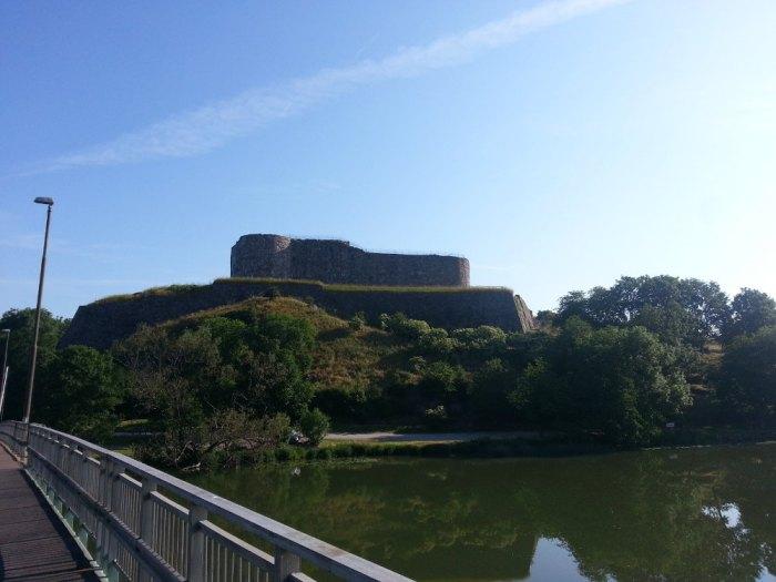 Forteresse de Bohus région Göteborg