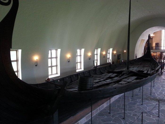 Musée des bateaux vikings Oslo