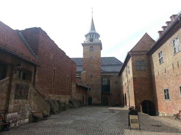 Forteresse d'Akershus Oslo