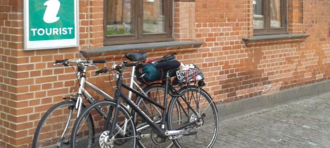 Bilan du voyage scandinave – le vélo d'occasion bon marché
