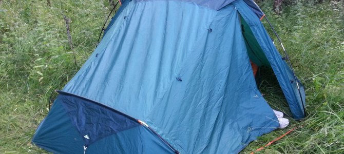 [TEST] Tente Forclaz 3 Quechua